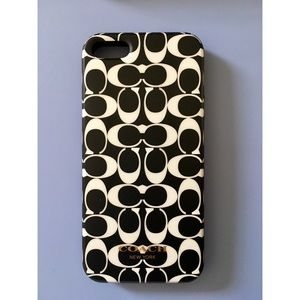 Coach iPhone 5 Cover